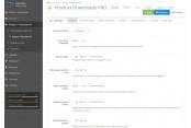 Модуль Менеджер загрузок Opencart 2
