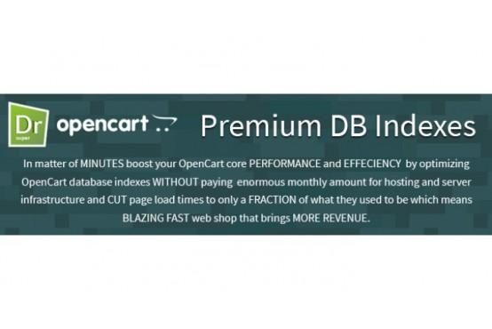 Модуль очистки и оптимизации Opencart 2 / Opencart 3