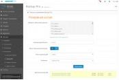 Модуль Backup Pro на Opencart 2
