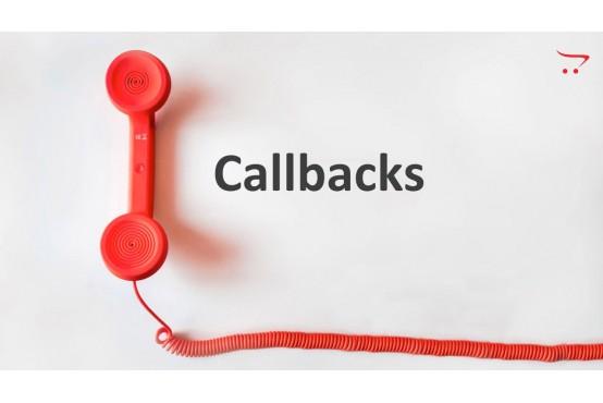 Модуль Обратный звонок Callback Full для Opencart 2