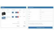 Модуль Простой заказ на Opencart 2