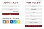 Модуль Вход через соц.сети для Opencart 2