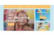 Шаблон детской тематики Opencart