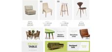 Шаблон Мебель и фурнитура Opencart 2