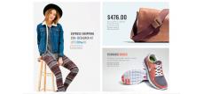 Шаблон Модные аксессуары Opencart 2