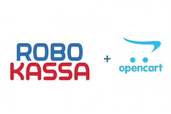 Модуль оплаты Robokassa на Opencart 2